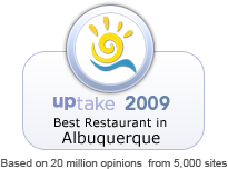 uptake Best Restaurant Albuquerque