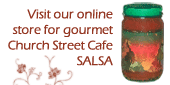 Church Street Cafe Salsa