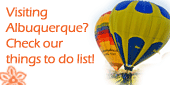 Visiting Albuquerque things to do list